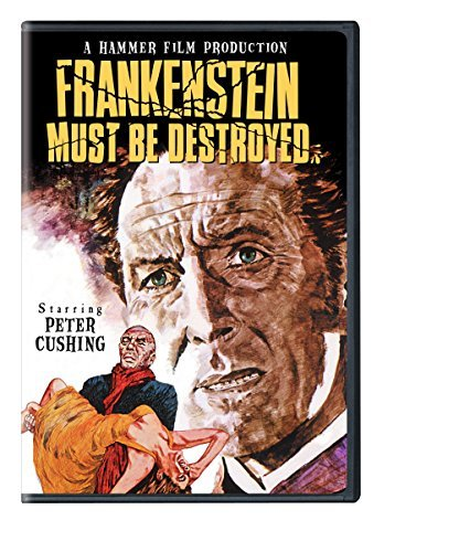 Frankenstein Must Be Destroyed Frankenstein Must Be Destroyed