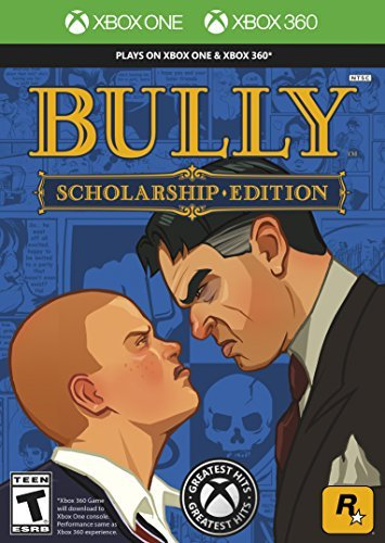Xbox One Bully Scholarship Edition