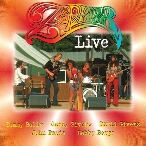 Tommy Bolin Zephyr Live At Art's Bar & Gri Made On Demand