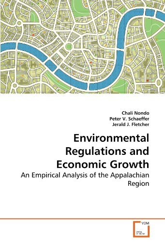 Chali Nondo Environmental Regulations And Economic Growth