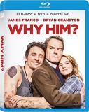 Why Him? Franco Cranston Deutch Blu Ray DVD Dc R