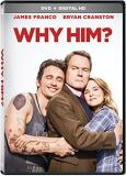 Why Him? Franco Cranston Deutch DVD Dc R