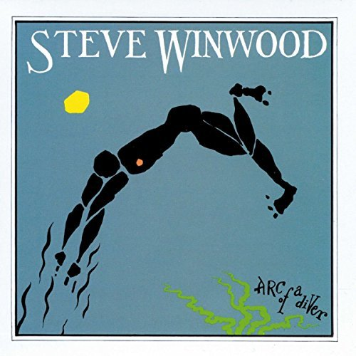 Steve Winwood Arc Of A Diver (lp)