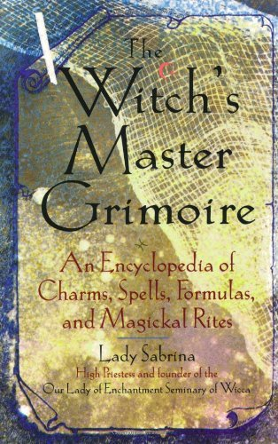 Lady Sabrina The Witch's Master Grimoire
