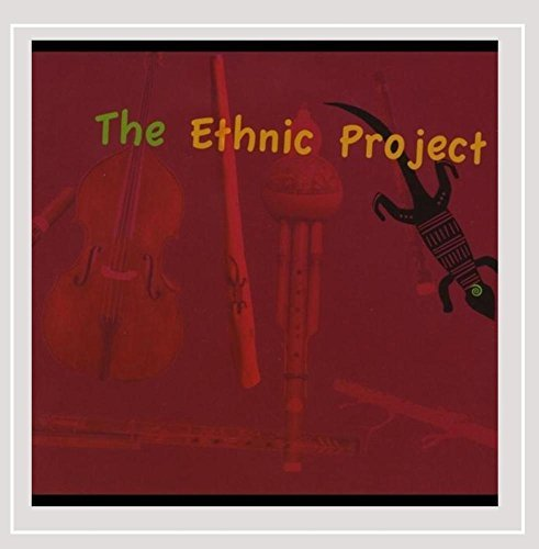 Ethnic Project Ethnic Project CD R