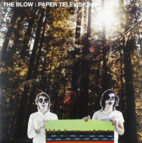 Blow Paper Television