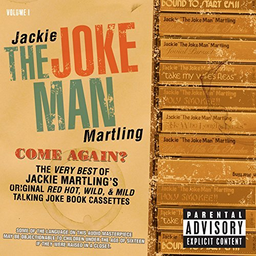 Jackie Martling Vol. 1 Very Best Of Jackie Mar Explicit