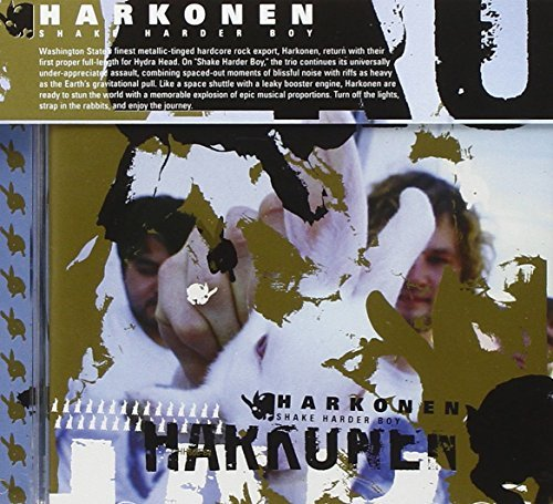 Harkonen Shake Harder Boy Shake Harder Boy