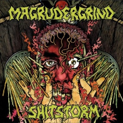 Magrudergrind Shitstorm Split 2 On 1