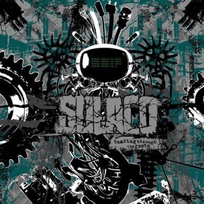 Sulaco Tearing Through The Roots