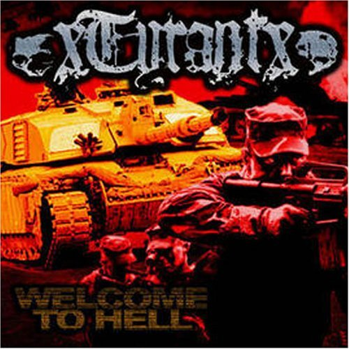 Xtyrantx Welcome To Hell