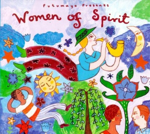 Putumayo Presents Women Of Spirit Fortuna Mbassi Khumalo Wilson Putumayo Presents