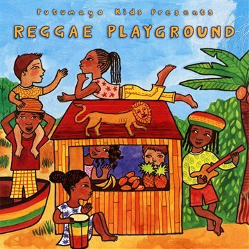 Putumayo Kids Presents Reggae Playground Putumayo Kids Presents