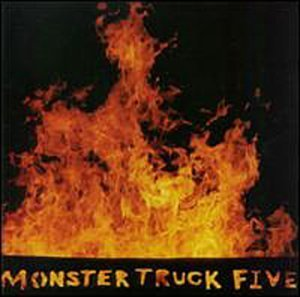 Monster Truck 5 Dry Leaves