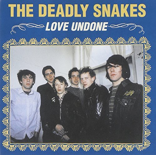 Deadly Snakes Love Undone