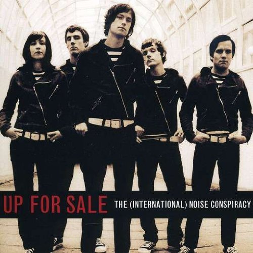International Noise Conspiracy Up For Sale Ep