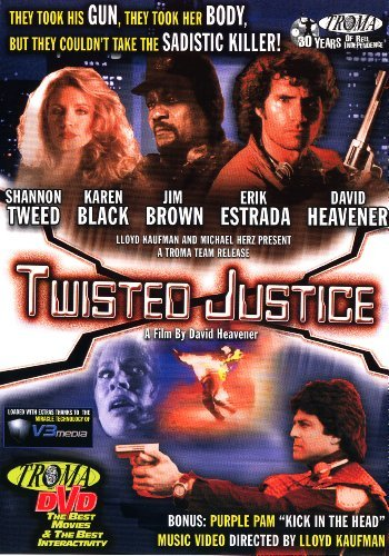 Twisted Justice Tweed Black Brown Estrada Heav Nr