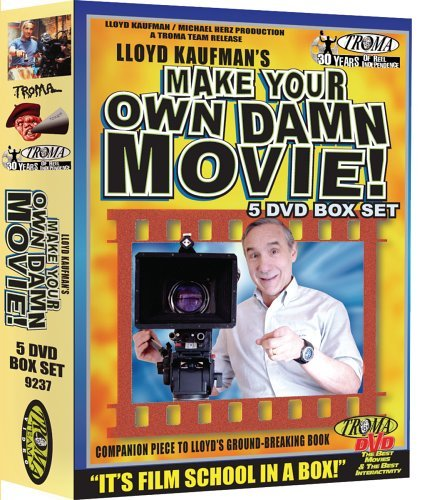 Make Your Own Damn Movie Make Your Own Damn Movie Nr 5 DVD