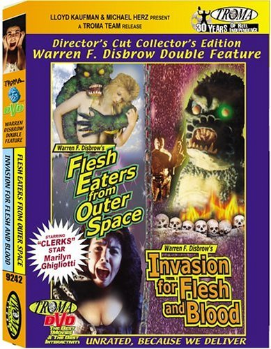 Flesh Eaters From Outer Space Flesh Eaters From Outer Space Nr