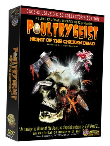 Poultrygeist Night Of The Chi Poultrygeist Night Of The Chi Nr 3 DVD