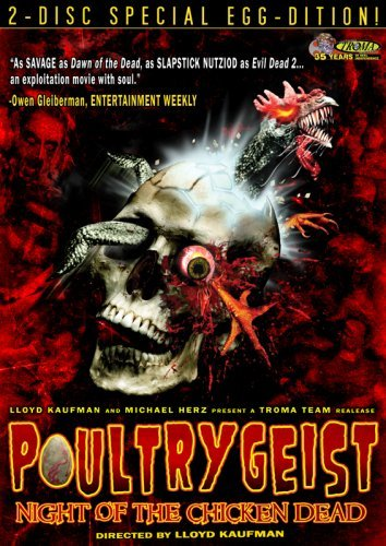 Poultrygeist Night Of The Chi Poultrygeist Night Of The Chi Special Egg Dition Nr 2 DVD