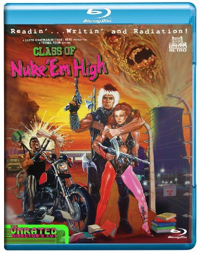 Class Of Nuke Em High Class Of Nuke Em High Blu Ray Ws Class Of Nuke Em High