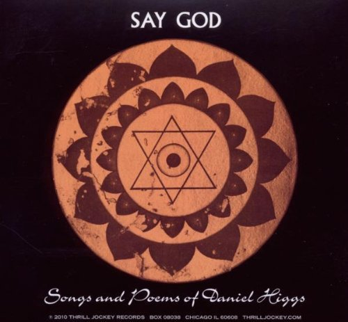 Daniel Higgs Say God 2 CD