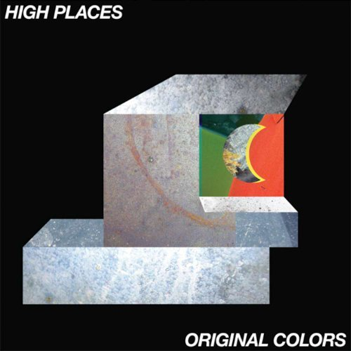 High Places Original Colors Gatefold