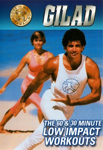 Gilad 60 & 30 Min Low Impact Workout Nr