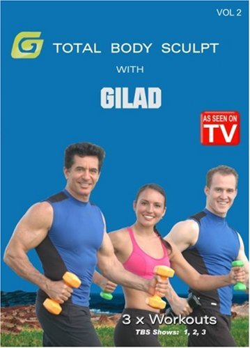 Gilad Total Body Sculpt Workout 2 Nr