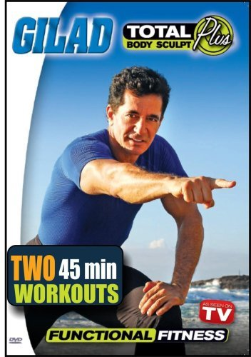 Total Body Sculpt Plus Functional Fitness With Gilad Nr