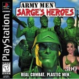 Psx Army Men Sarge's Heroes T