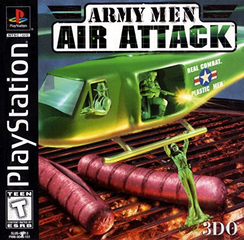 Psx Army Men Air Attack M