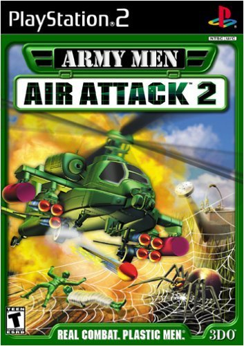 Ps2 Army Men Air Attack 2 T