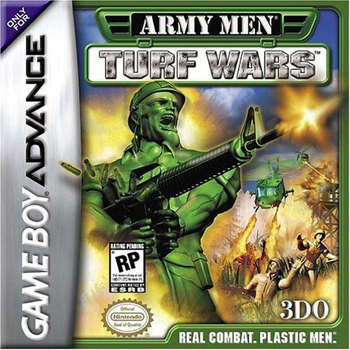 Gba Army Men Turf Wars