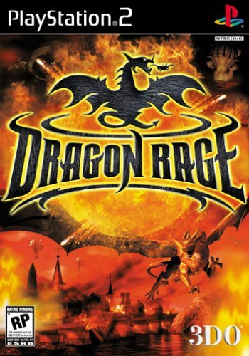 Ps2 Dragon Rage T