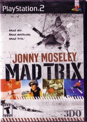 Ps2 Jonny Moseley Mad Trix Rp