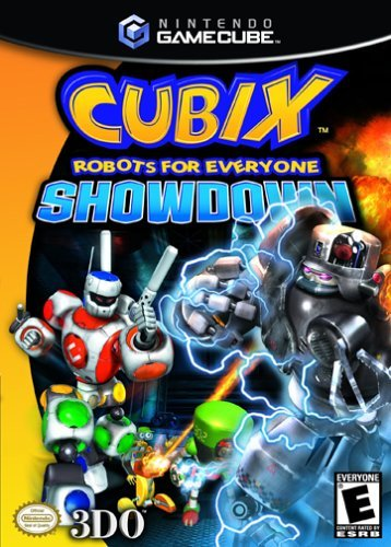 Cube Cubix Robots For Everyone Grade C Rated E