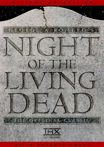 Night Of The Living Dead (1968) Jones O'dea Hardman Eastman Wa DVD Nr Millennium Ed