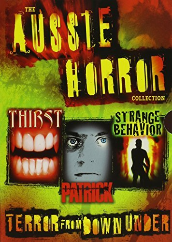 Aussie Horror Collection Aussie Horror Collection Clr R 3 DVD
