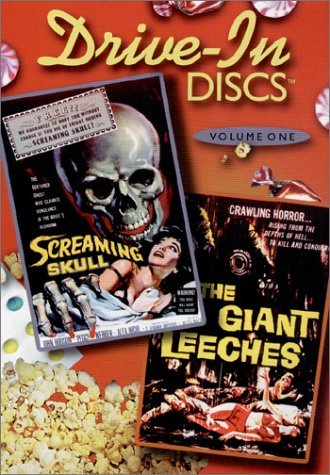 Drive In Discs Vol. 1 Screaming Skulls Giant Clr Nr 2 On 1