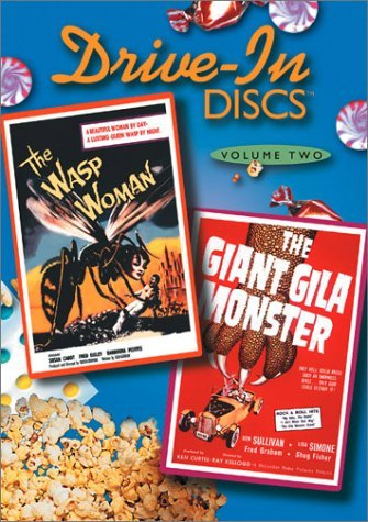 Drive In Discs Vol. 2 Wasp Woman Giant Gila M Clr Nr