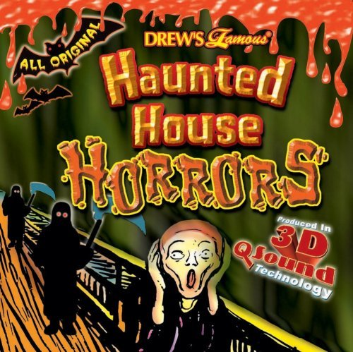 Drew's Famous Party Music Haunted House Horror Drew's Famous Party Music