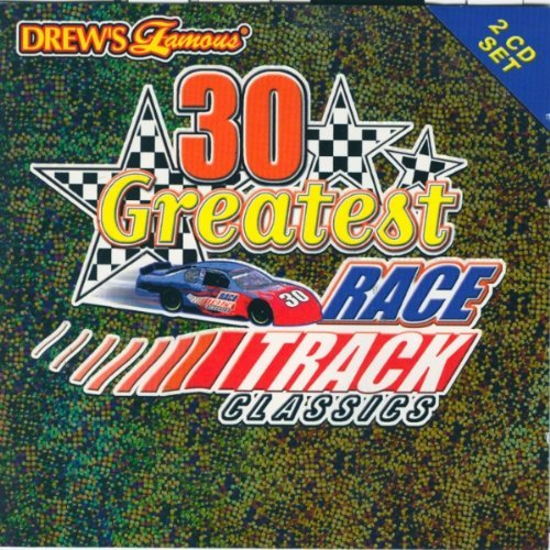 Drew's Famous Party Music 30 Greatest Race Track Classic 2 CD Set Drew's Famous Party Music