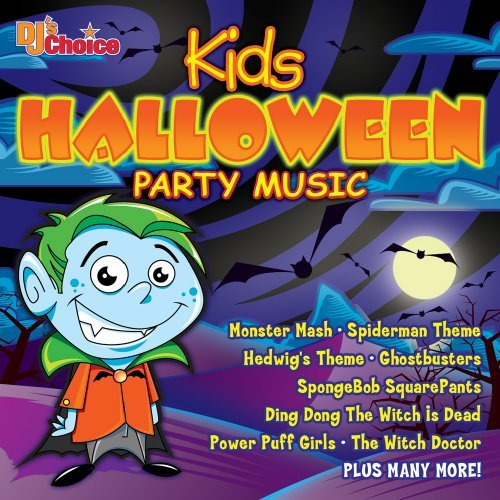 Dj's Choice Kids Halloween Party Music Dj's Choice