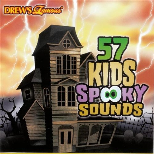 Drew's Famous 57 Kids Spooky Sounds