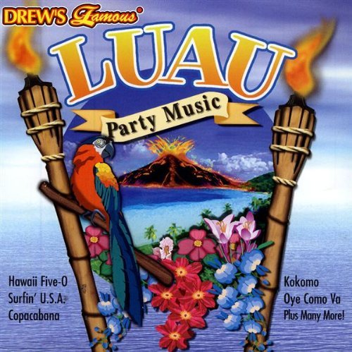 Hit Crew Luau Party Music