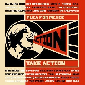 Take Action Vol. 1 Plea For Peace Take Act Ataris Link 80 Seam Thrice Take Action