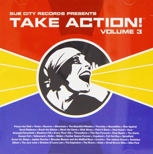 Take Action Vol. 3 Take Action 2 CD Set Take Action