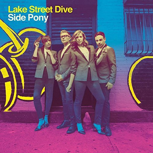 Lake Street Dive Side Pony (colored Vinyl)(indie Exclusive) Limited To 1000 Pieces.